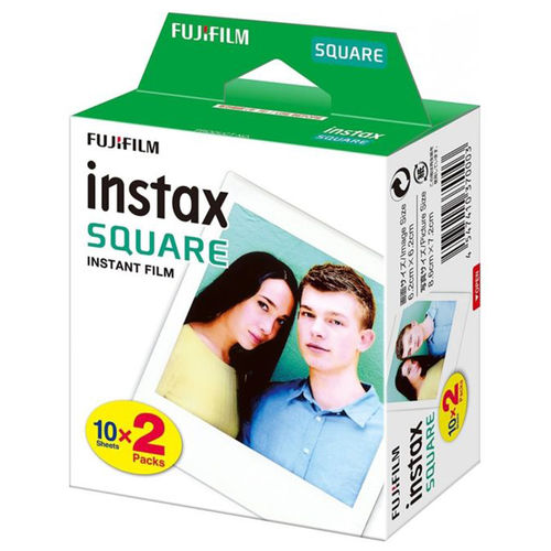 Fujifilm Instax Square 2x10 - Color