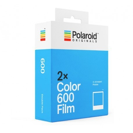 Polaroid 600 Color Double Pack 2x8 foto