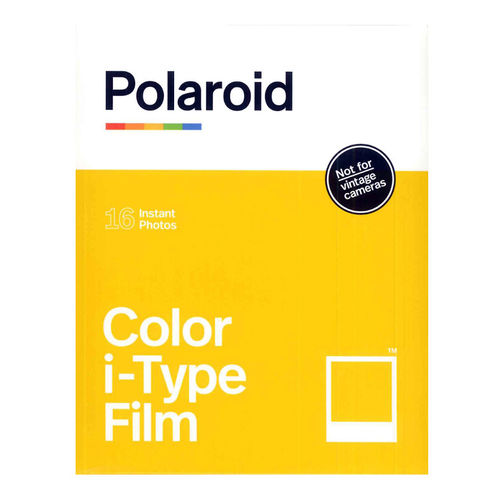 Pellicola i-Type a colori Double Pack