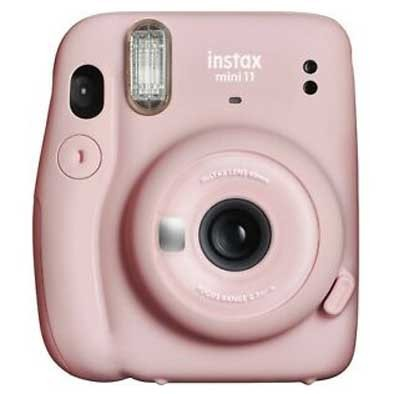 Fuji Instax mini 11 blush pink