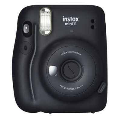 Fuji Instax mini 11 charcoal grey