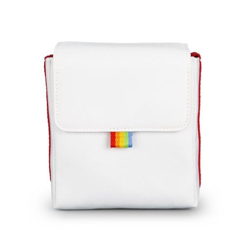 Polaroid Borsa Now White e Red