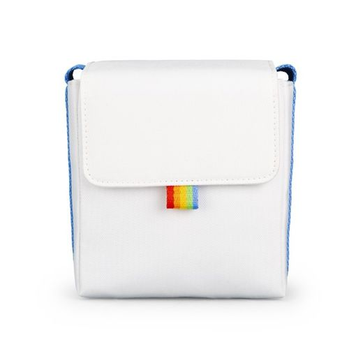 Polaroid Borsa Now White e Blue