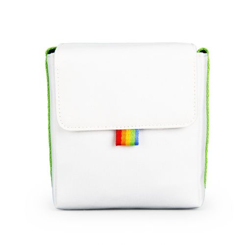 Polaroid Borsa Now White e Green