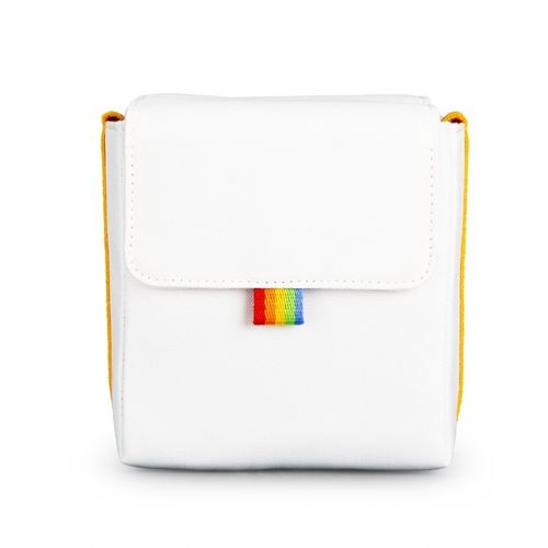 Polaroid Borsa Now White e Yellow