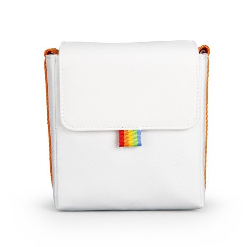 Polaroid Borsa Now White e Orange