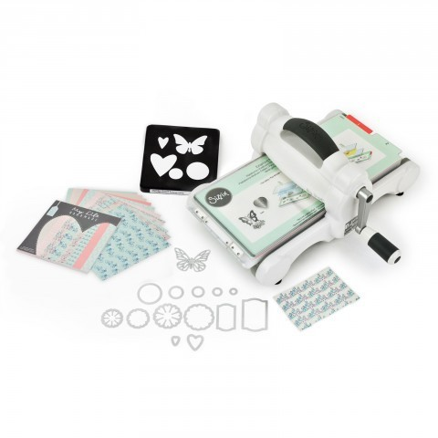 MACCHINA Sizzix Big Shot STARTER KIT