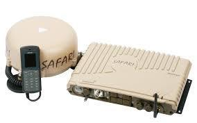 Inmarsat - BGAN Wideye SAFARI Vehicular