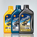 Shell Advance  4T Ultra 15W50 Lattina da 1 Lt.