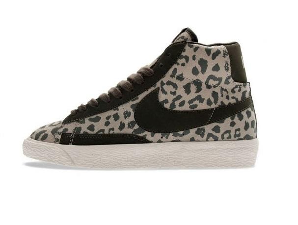 Nike Blazer Leopardate Alte