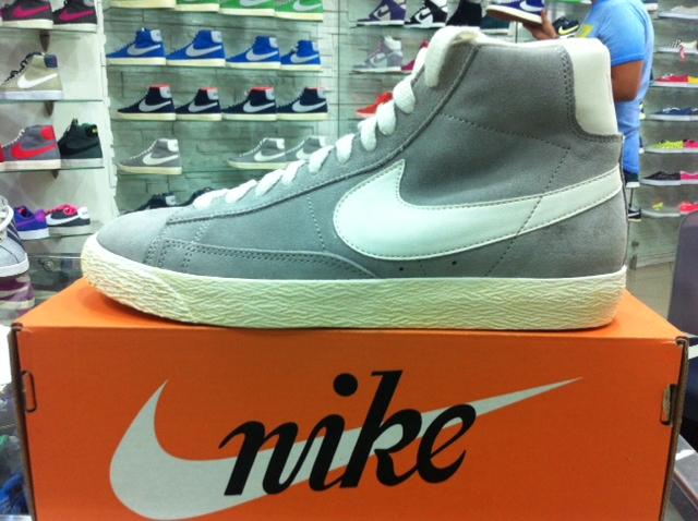 Nike Blazer Grigie Alte 429988 003 Shopping Sport Scarpe  h7UfIR