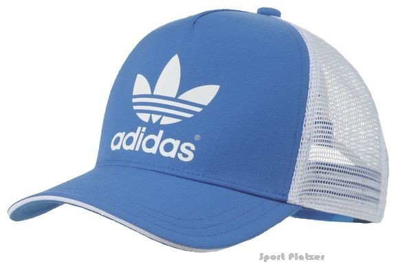 Cappello Adidas Trucker Retina Blu Art. z29058 - Shopping Sport Scarpe 7524739402c9