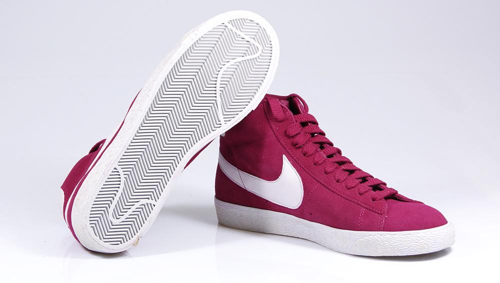 scarpe nike blazer rosse
