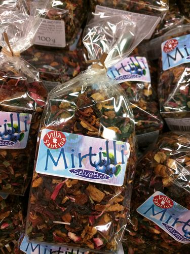 Infuso Mirtilli 100g