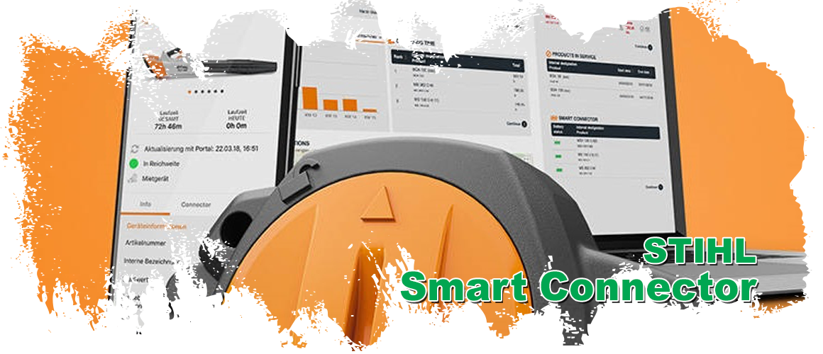 Scopri lo Stihl Smart Connector