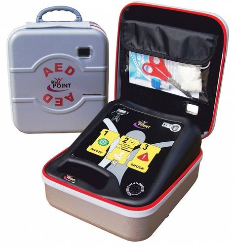 DEFIBRILLATORE METSIS LIFEPOINT PRO AED