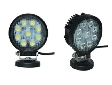 CREE LED WORK LAMP 27W - HIGH POWER - SLIM LINE