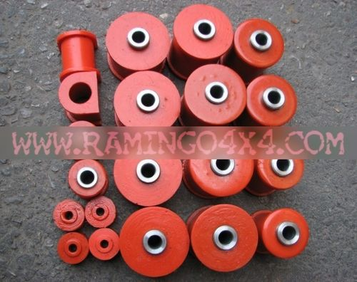 COMPLETE KIT BUSHINGS SUZUKI GRAND VITARA 99-05