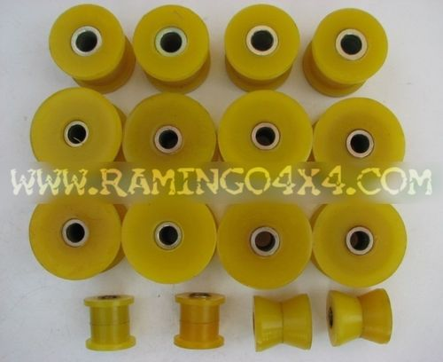 COMPLETE KIT BUSHINGS TOYOTA KZJ70 FROM 91