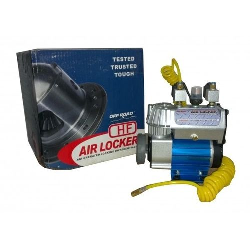 AIR LOCKER RD143 - KIT COMPLETO POSTERIORE CON COMPRESSORE FORD RANGER 07-12