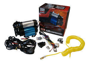AIR LOCKER - COMPRESSOR 12V
