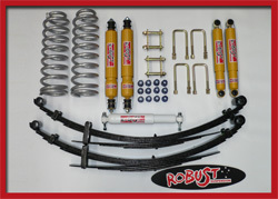 ROBUST - ASSETTO COMPLETO FORD RANGER +5 CM 2012>