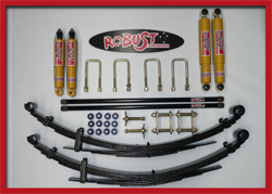 ROBUST - COMPLETE LIFT KIT ISUZU D-MAX 2012> +5 CM