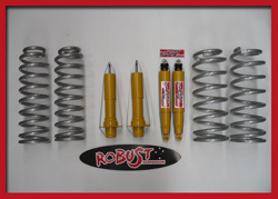 ROBUST - ASSETTO COMPLETO JEEP GRAND CHEROKEE WH/WK +5 CM