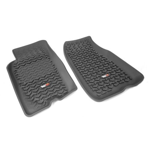 RUGGED RIDGE - FRONT FLOOR LINERS JEEP GRAND CHEROKEE ZJ
