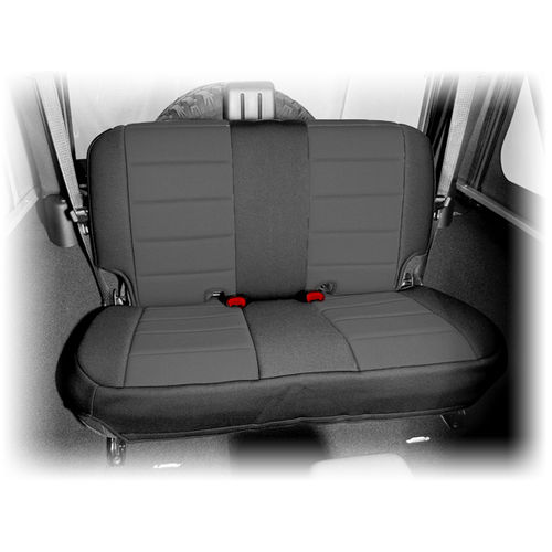RUGGED RIDGE - REAR RACING SEATS COVER JEEP WRANGLER JK  *** DIFFERENT COLORS