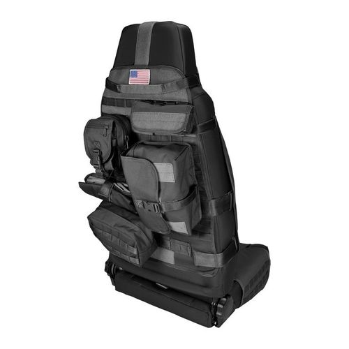 RUGGED RIDGE - FRONT CARGO SEATS COVER JEEP WRANGLER CJ/YJ/TJ/JK