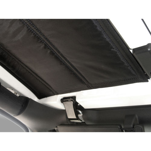 RUGGED RIDGE - HARDTOP INSULATION KIT JEEP WRANGLER JK -2 DOORS