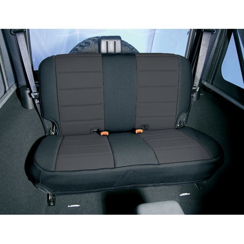RUGGED RIDGE - REAR RACING SEATS COVER JEEP WRANGLER TJ *** DIFFERENT COLORS