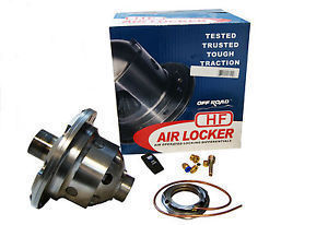 AIR LOCKER RD154 - POSTERIORE CON COMPRESSORE MITSUBISHI 9.5""