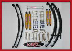 ROBUST - ASSETTO COMPLETO TOYOTA BJ71 +5 CM