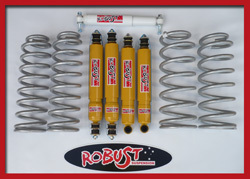 ROBUST - ASSETTO COMPLETO TOYOTA LAND CRUISER 105 +5 CM