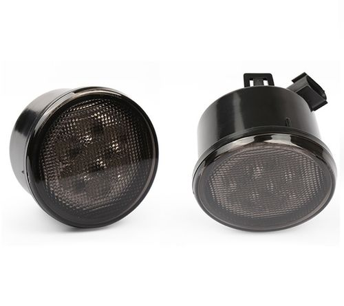 JEEP JK - FRONT GRILL LED SIGNAL LIGHT