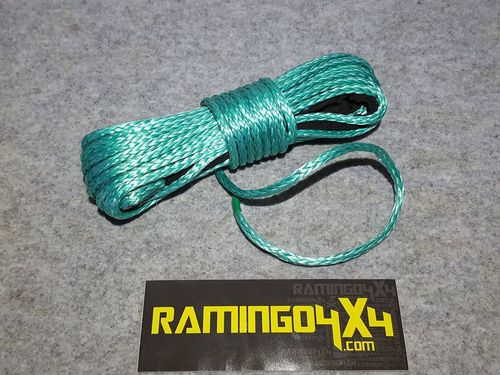 CAVO DYNEEMA 6 MM - 15 MT.