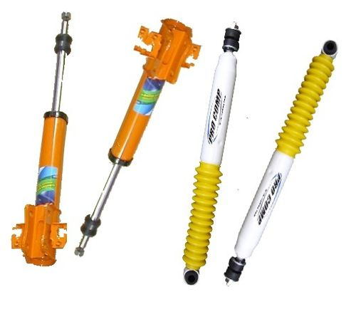 "+3"" SHOCKS SUZUKI GRAND VITARA"