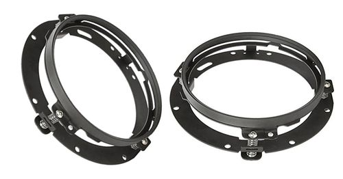 FLANGE FOR UNIVERSAL HEADLIGHTS 7""
