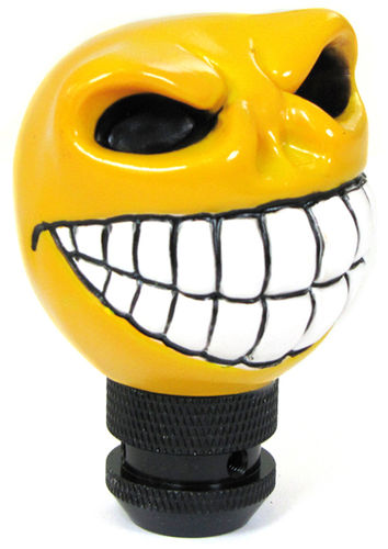 GEAR KNOB ANGRY SMILE