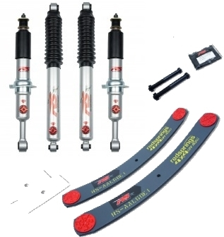 "REDS - +2"" ADJUSTABLE LIFT KIT TOYOTA HILUX REVO 15-18"