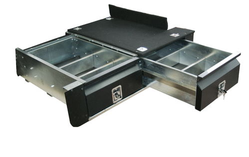 HEAVY DUTY - SISTEMA DRAWER TOYOTA LAND CRUISER J80