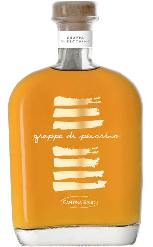 Grappa di Pecorino Cantina Tollo Cl.70
