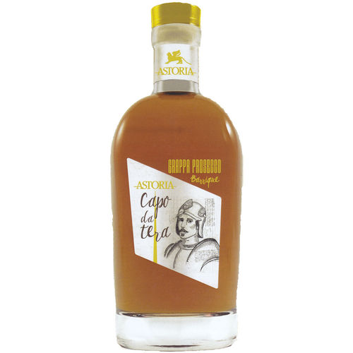 Grappa Barrique Capo da Tera Cl. 70 Astoria
