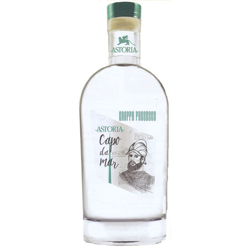 Grappa Blanco Prosecco Capo da Mar Cl. 70 Astoria