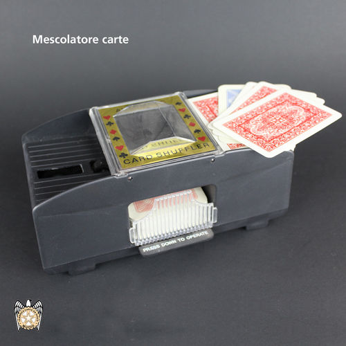 Mescolatore carte