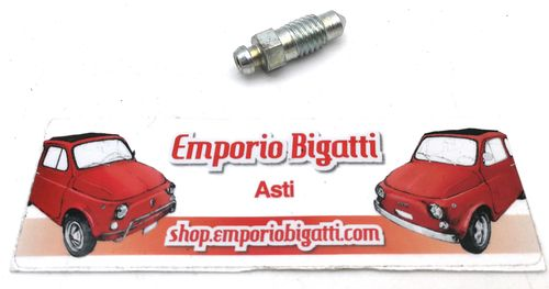VITE SPURGO CILINDRETTO FRENO FIAT 500