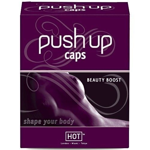 INTEGRATORE VOLUME DEL SENO TONICO PUSH UP