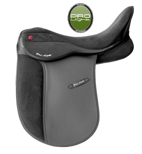 SELLA DRESSAGE PRO-LIGHT TORINO IN PELLE SINTETICA